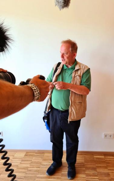 ZDF Interview
